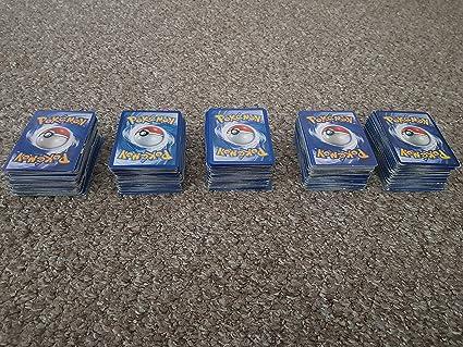 Amazon Pokemon TCG Random Cards From Every Series 100