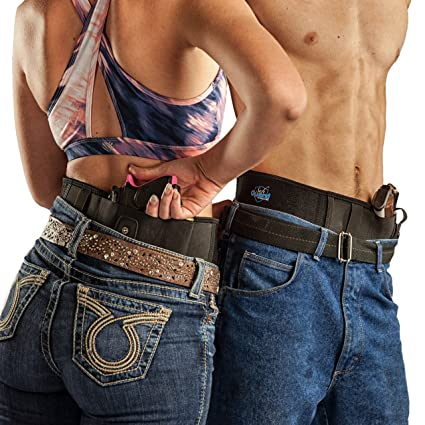 Nature s Wild Safeguard Concealed Carry Pistol Holster - Comfortable  Neoprene Belly Band Holster for Men and 2aa9d4e60a824