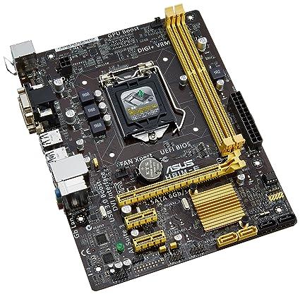 Amazon.com: Asus uATX DDR3 Intel 1150 UEFI BIOS EZ Graphic ...