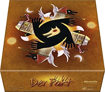El Meme 002361 - Hombres Lobo de Düsterwald, Juego de Cartas [Alemán]: Amazon.es: Juguetes y juegos