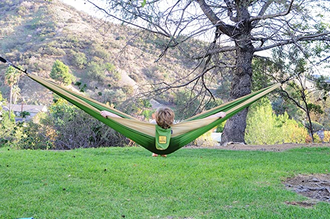 Best Hammock for Camping - Single & Double Hammocks