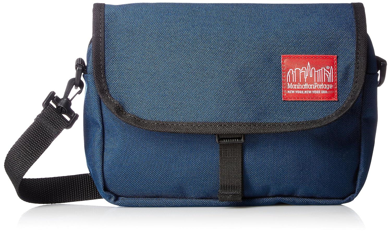 [マンハッタン ポーテージ] ショルダーバッグ 公式 Far Rockaway Bag MP1410 B076J7SV1D ネイビー ネイビー