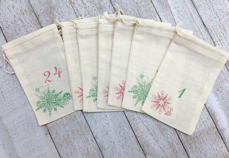 Handcrafted Advent Calendar Kit
