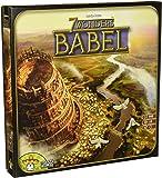 Asmodee REP7BA-US01 - 7 Wonders Babel, Kartenspiel