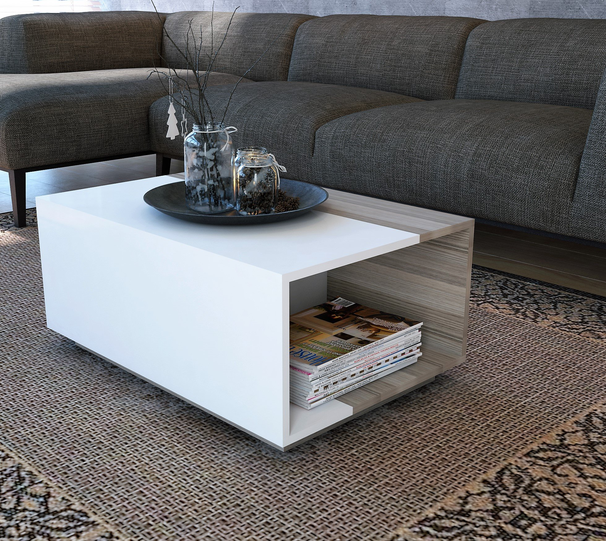 Decorotika - Surprise Modern Coffee and Cocktail Table - Living Room Furniture by Decorotika