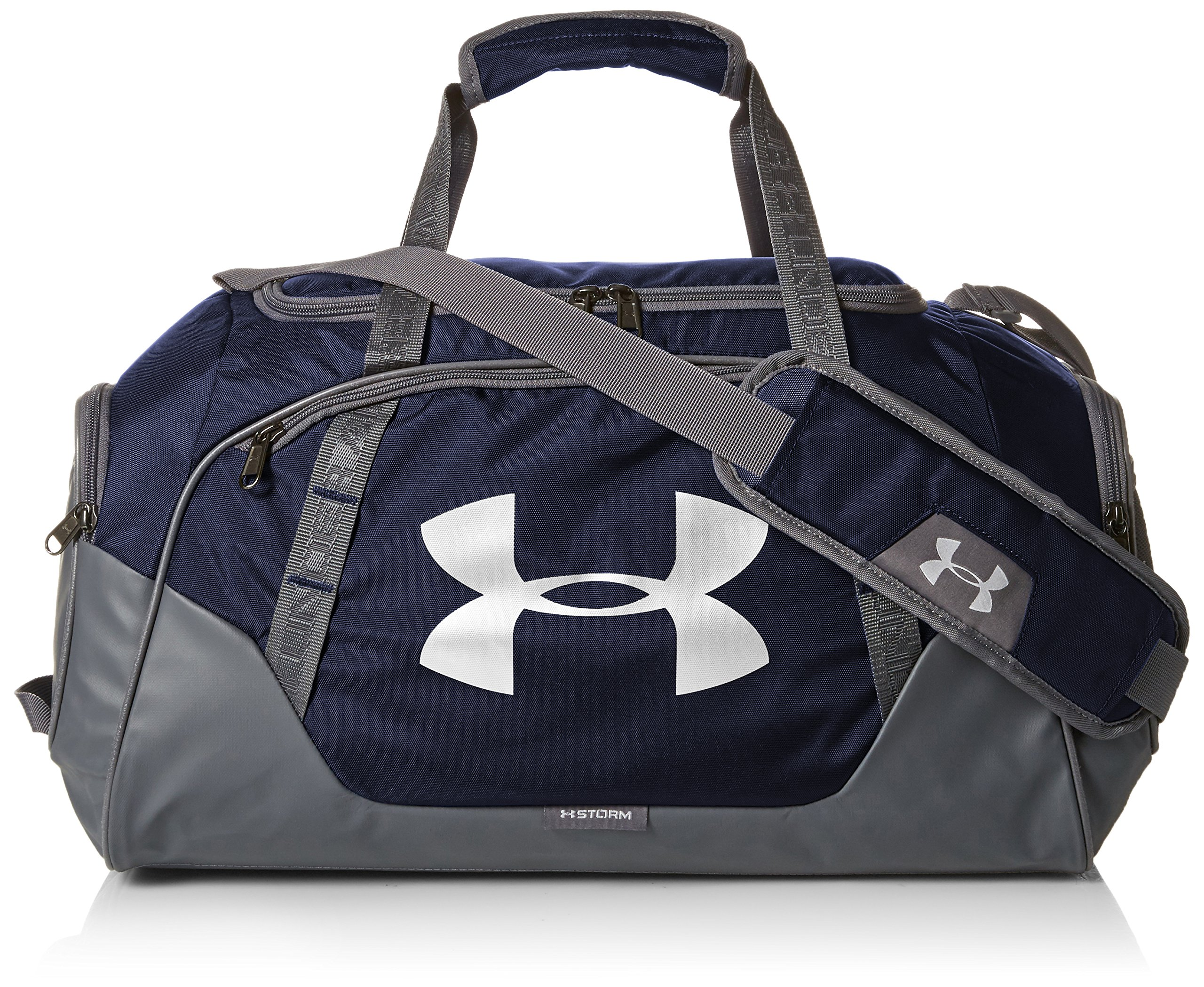 Under Armour Unisex 3.0 innegable Duffel Bag, color azul marino, pequeña