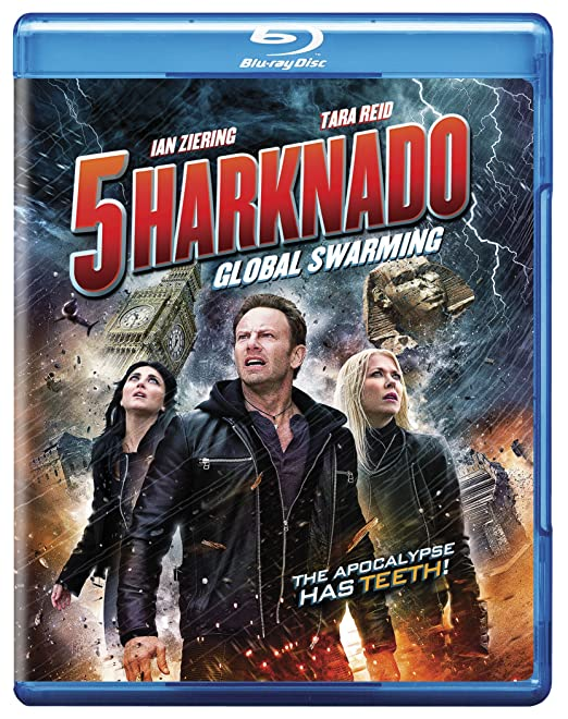 Sharknado 5: Global Swarming [USA] [Blu-ray]: Amazon.es: Tara Reid ...