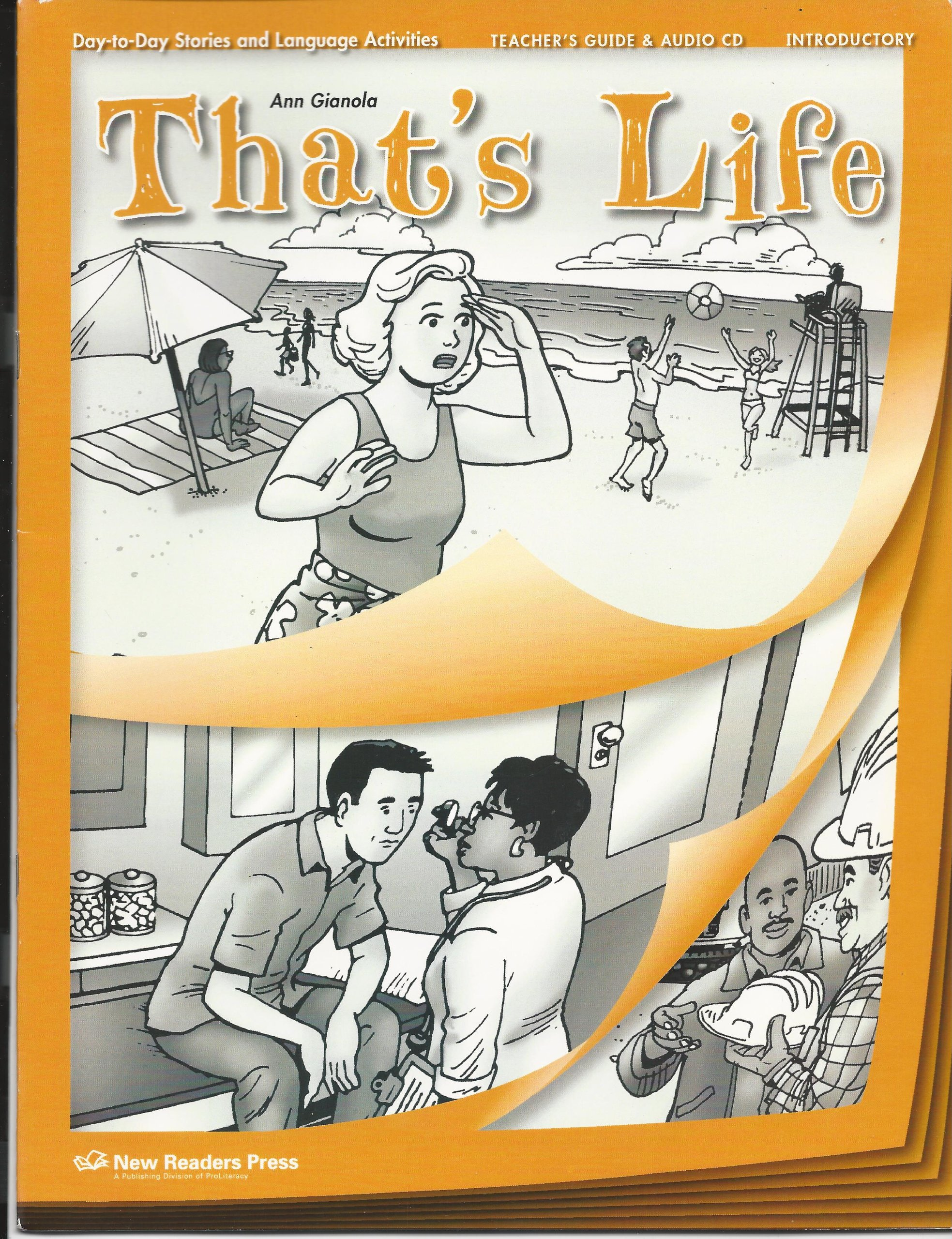 Download That's Life, Introductory (Teacher's Guide & Audio CD) pdf epub