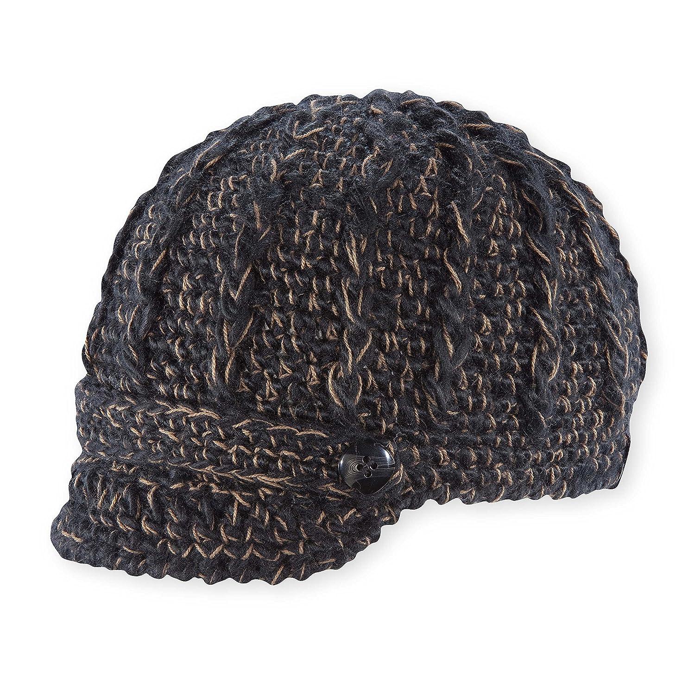 6aa32aa9e3d Amazon.com  Pistil Women s Clara Knit Brimmed Beanie Hat
