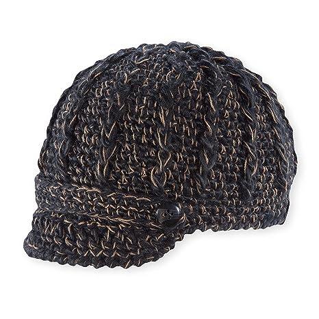 06b3901c301 Amazon.com  Pistil Women s Clara Knit Brimmed Beanie Hat
