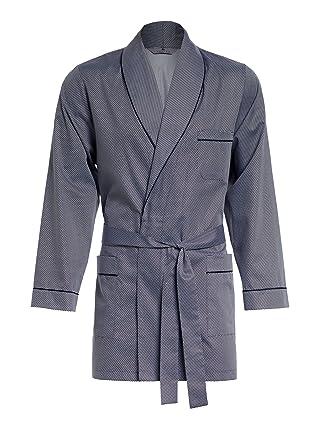 Revise Robe De Chambre Pour Homme Court Peignoir Re 509