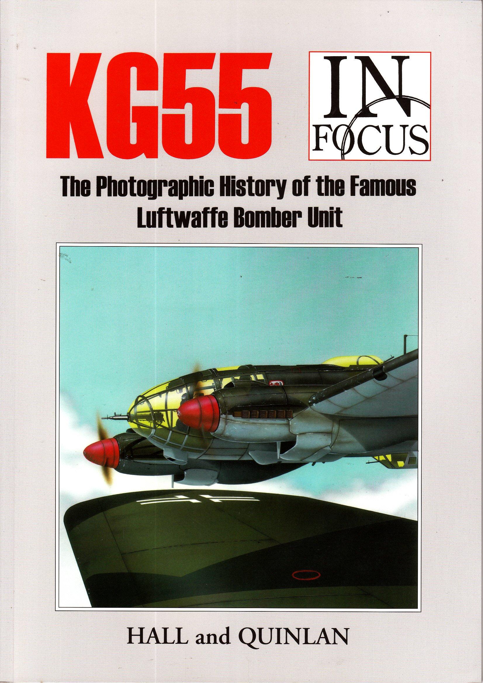 Download KG55: 'Greif' Geshwader (In Focus) pdf