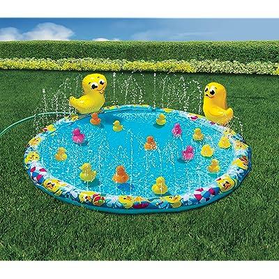 BANZAI Duck Splash: Toys & Games [5Bkhe0805761]