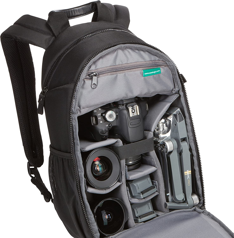 Case Logic bryker vielseitig einsetzbares Kameratasche brbp104 Schwarz
