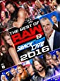 WWE: Best of Raw & SmackDown 2016 (DVD)