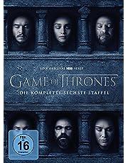 Game of Thrones - Die komplette sechste Staffel