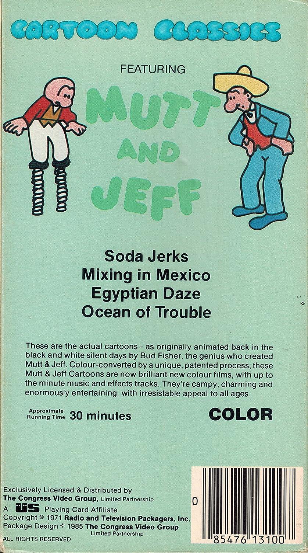 Amazoncom CARTOON CLASSICS Featuring Mutt And Jeff Movies TV - 30 genius packaging designs