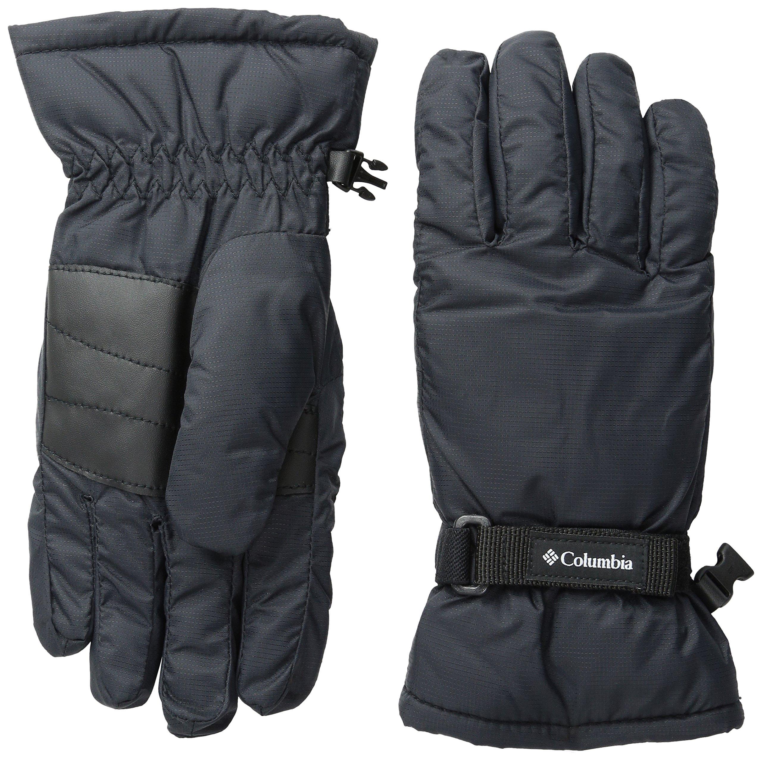 Columbia Y Core Glove, Black, Medium