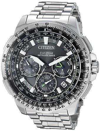c3b9e493f14 Citizen Men s Eco-Drive Promaster Navihawk Satelitte GPS Watch with  Day Date