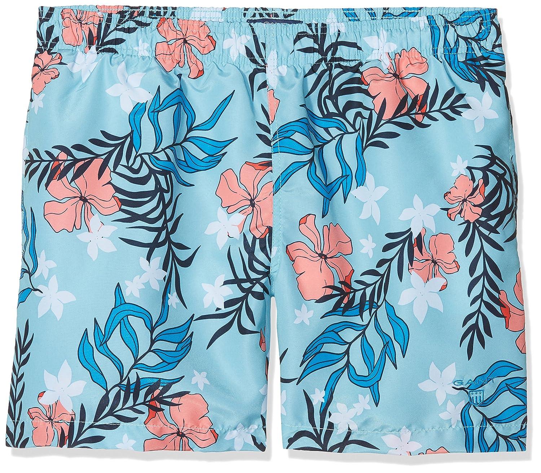 Gant Tropical Swim Shorts, Pantaloncini da Bagno Bambino 921815004