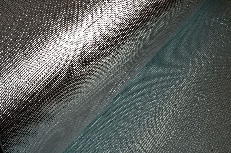 21.6/m/² Sola-barrier haute performance Heavy Duty double feuille r/éfl/échissant 6/mm Isolation thermique Break 1.2/x 18/m