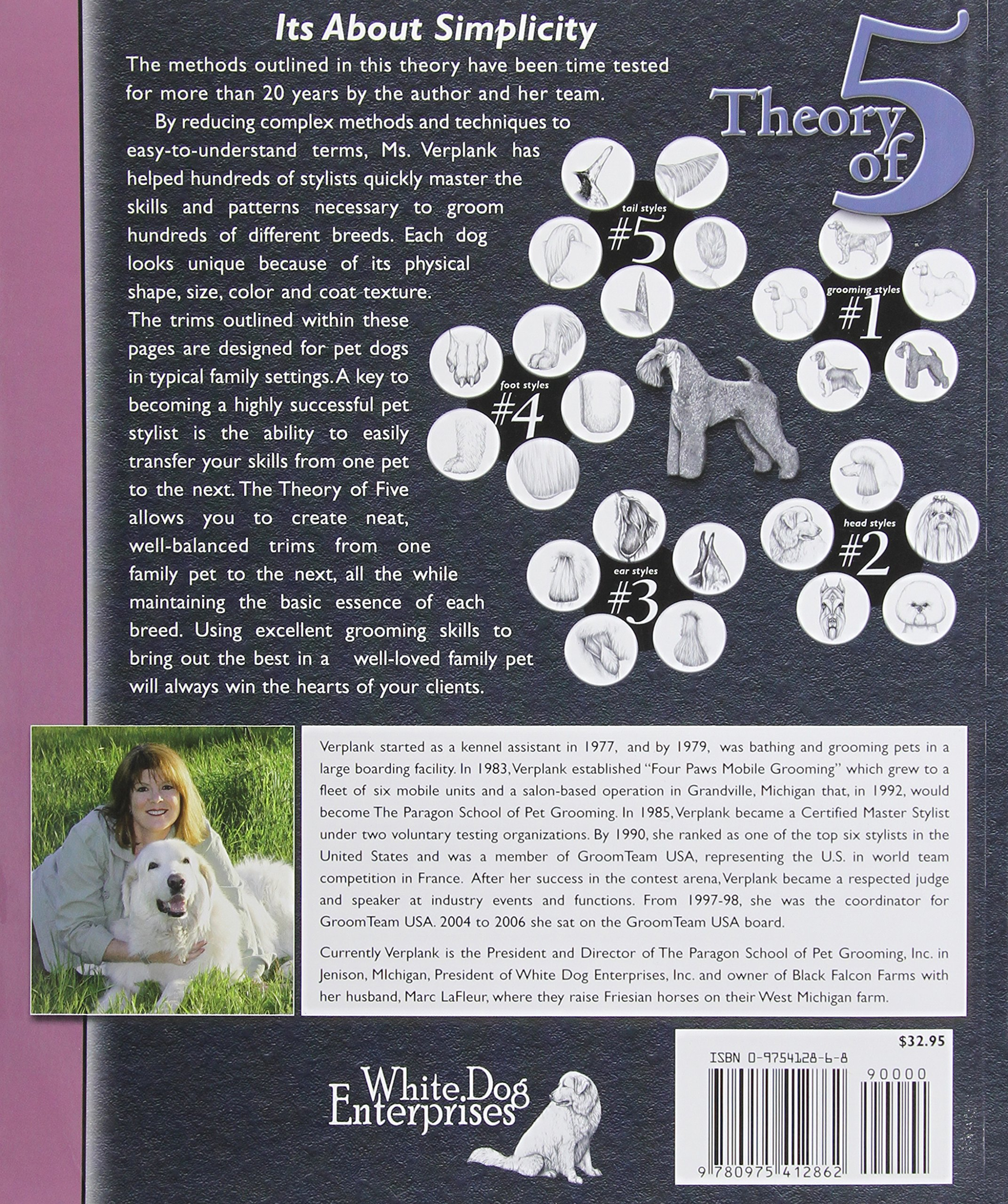 Theory of Five Book by Melissa Verplank