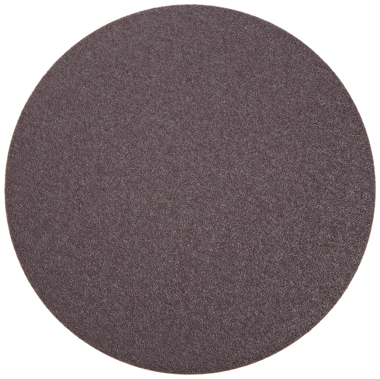 Norton Metalite R228 PSA Disc, Cotton Backing, Pressure Sensitive Adhesive, Aluminum Oxide
