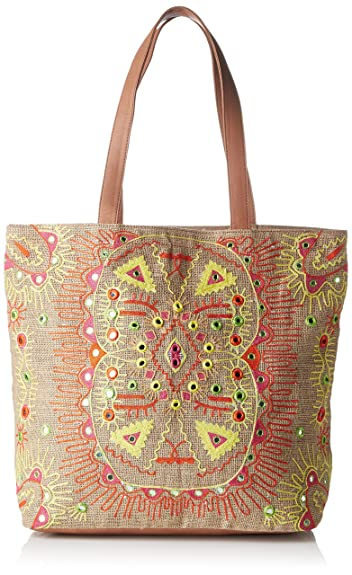Womens Hudson Tote multi-coloured Multicolore (Multico) Antik Batik yGcDh4