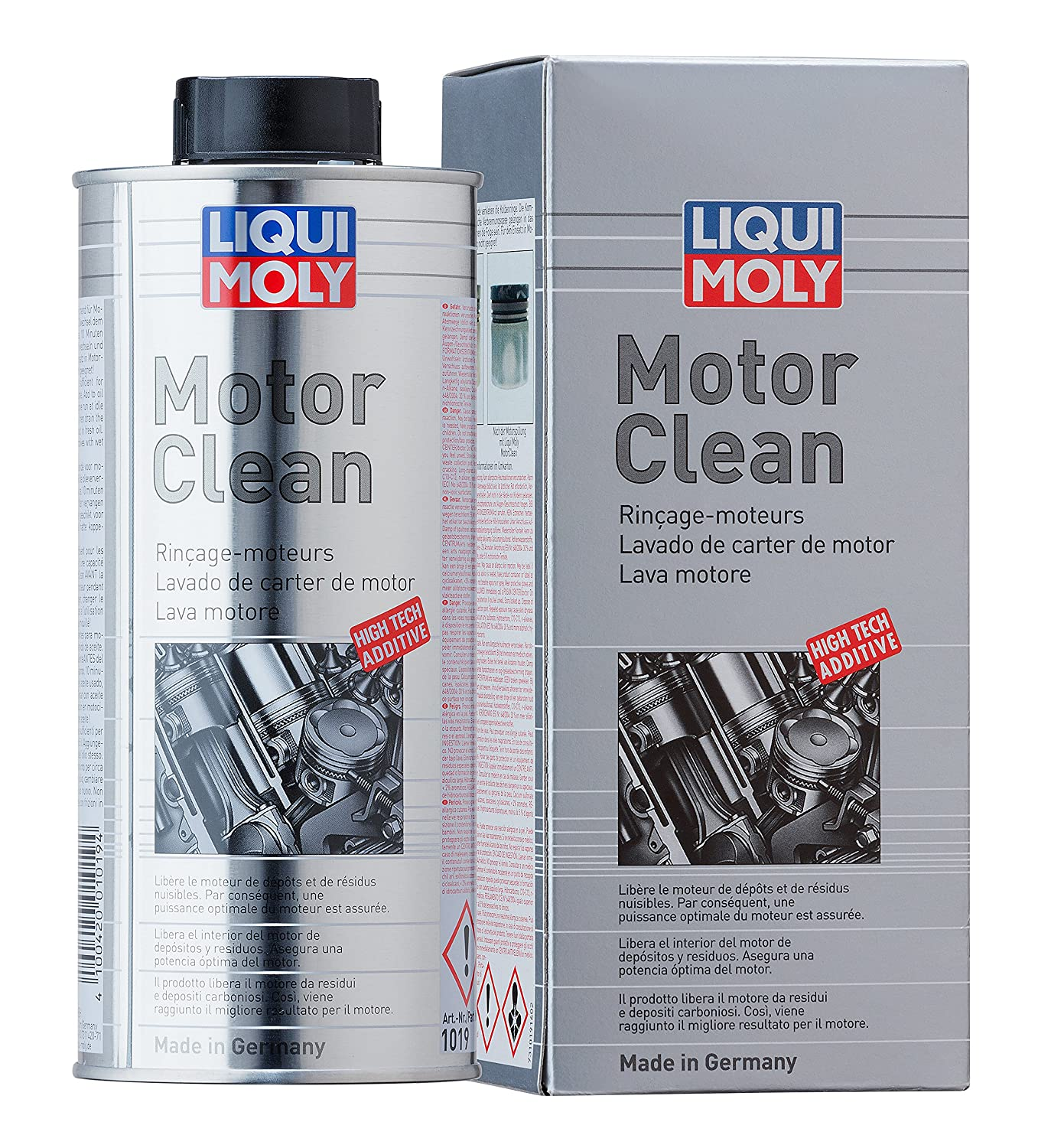 LM 1019 Engine Cleaner 500 ml Liqui Moly GmbH
