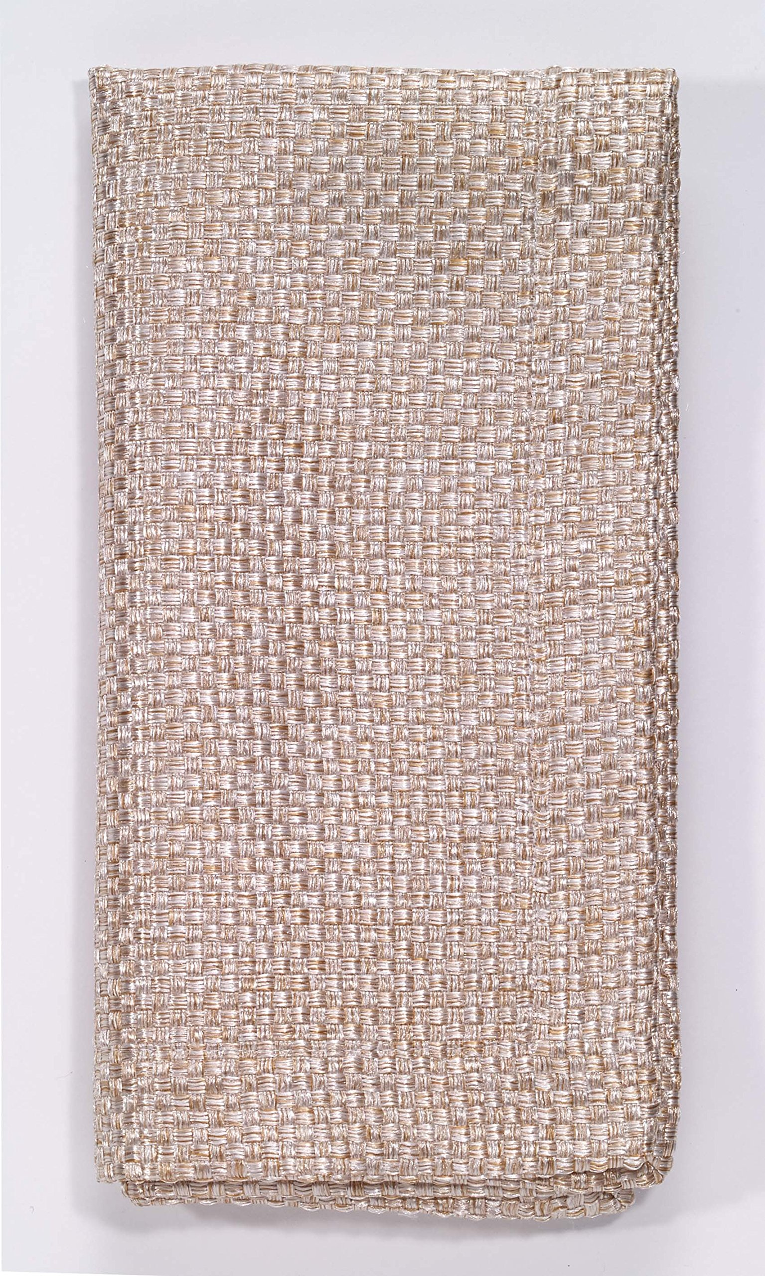 Bodrum Lucent Champagne Polyester Napkins (Set of 6) 22