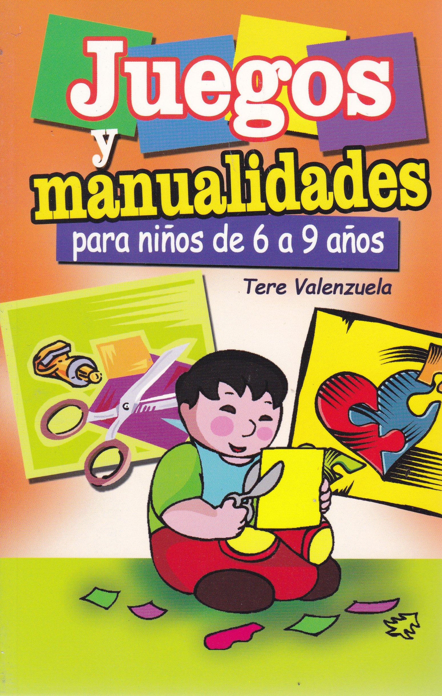 Amazon In Buy Juegos Y Manualidades Para Ninos De 6 A 9 Anos Book