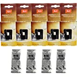 5er Pack Melitta Perfect Clean Kaffeevollautomaten Inhalt 4 Tabs à 1,8g - 1500791 -