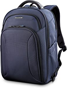 Samsonite Xenon 3.0 Checkpoint Friendly Backpack, Navy, Large