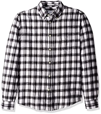 d34543dfd8 GANT Men s The Downtown Twill Flannel Slim Fit Shirt at Amazon Men s  Clothing store