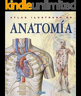 Atlas Ilustrado De Anatomia (Spanish Edition)