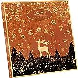 Lindt & Sprüngli Goldstücke Adventskalender Rotgold, 1er Pack (1 x 156 g)