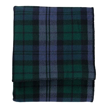 2a9a71d78809 Amazon.com  Pendleton Eco-Wise Easy Care Wool Blanket