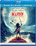 Kubo and the Two Strings Blu-ray 3D + Blu-ray + Digital