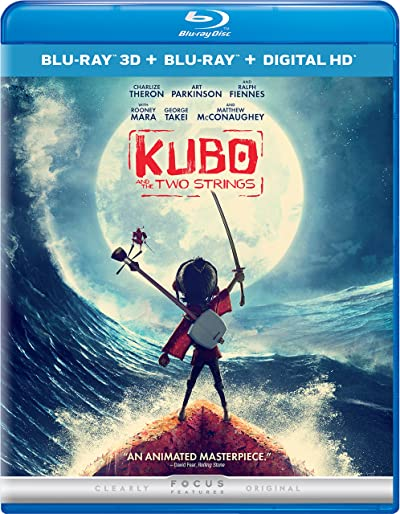 Poster of Kubo and the Two Strings 2016 Dual Audio 480p Download