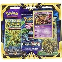 Pokemon Giratina 3 Booster, Pack of 24 - Standard Edition