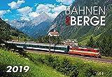Bahnen und Berge 2019: Kalender 2019