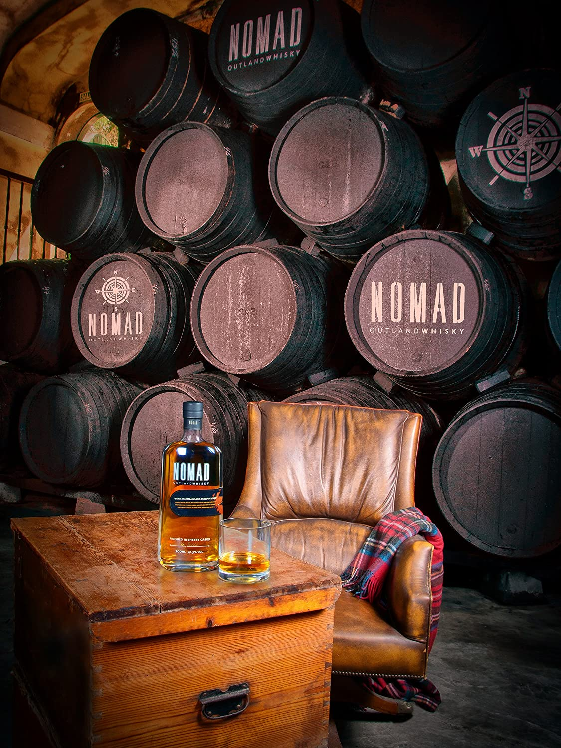 whisky escoces nomad