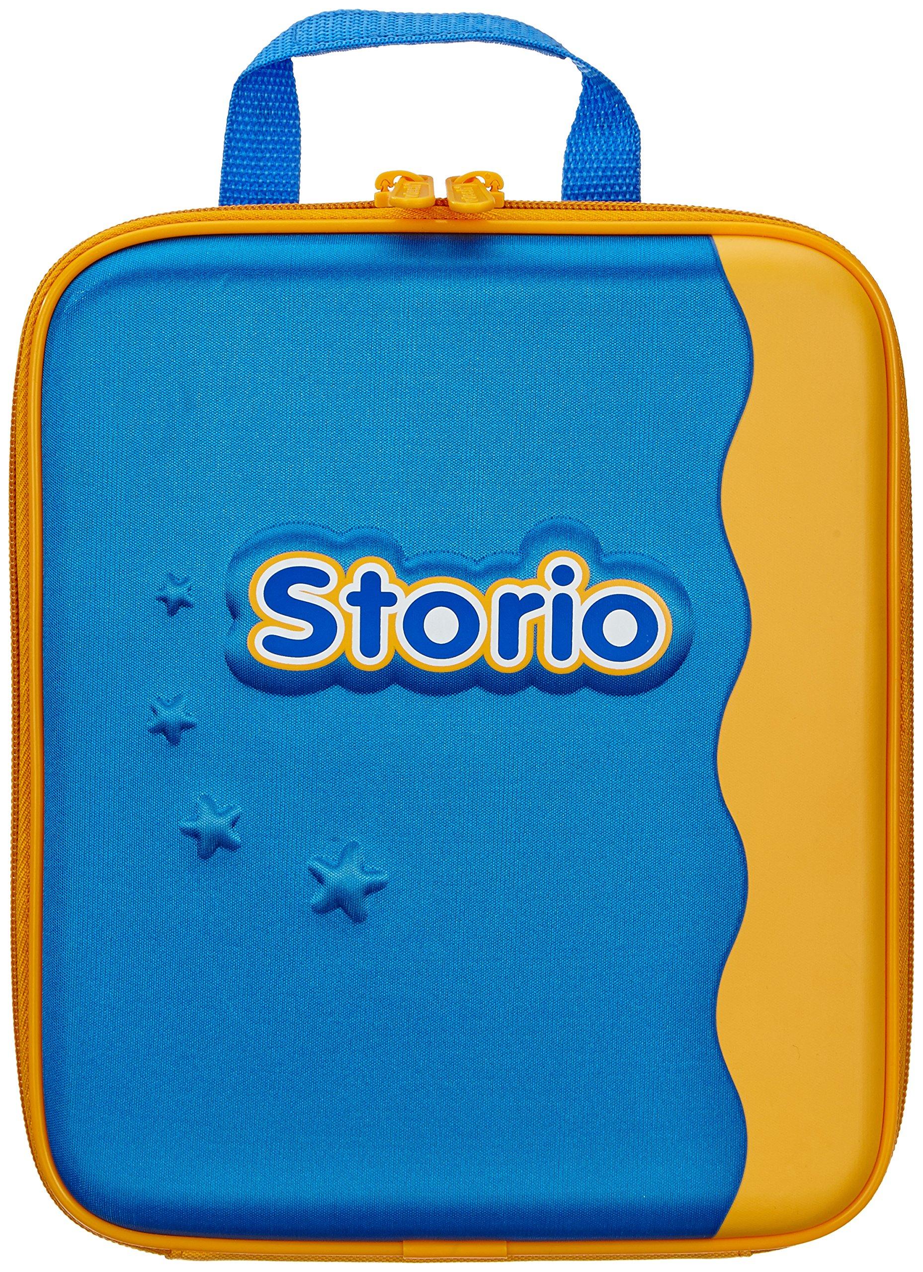 VTech - 200849 - Jeu Educatif Electronique - Storio - Sac à Dos - Bleu product image
