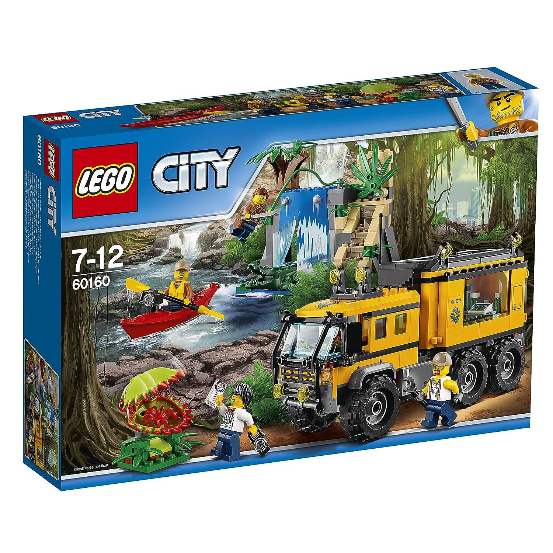 LEGO City In Out Jungla: Laboratorio móvil