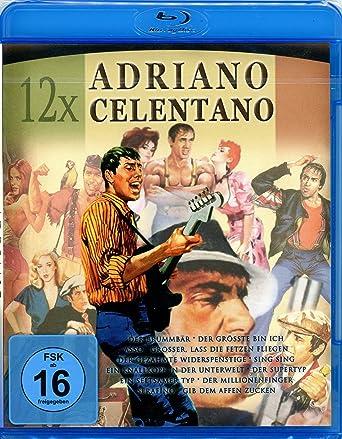 12 x Adriano Celentano Klassiker (Blu-ray)