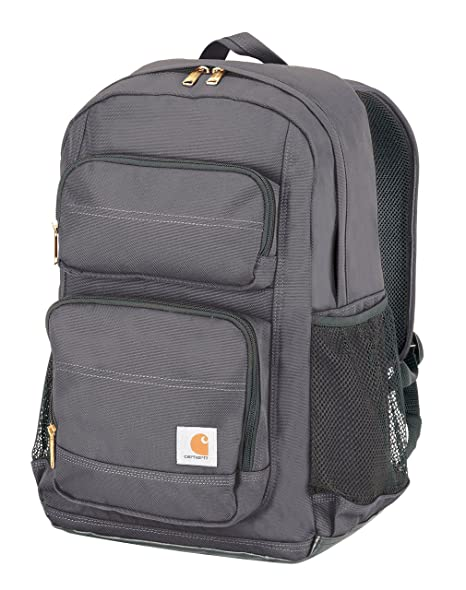 4f15e8540 Carhartt Legacy Standard Work Backpack with Padded Laptop Sleeve and Tablet  Storage, Grey: Amazon.co.uk: DIY & Tools