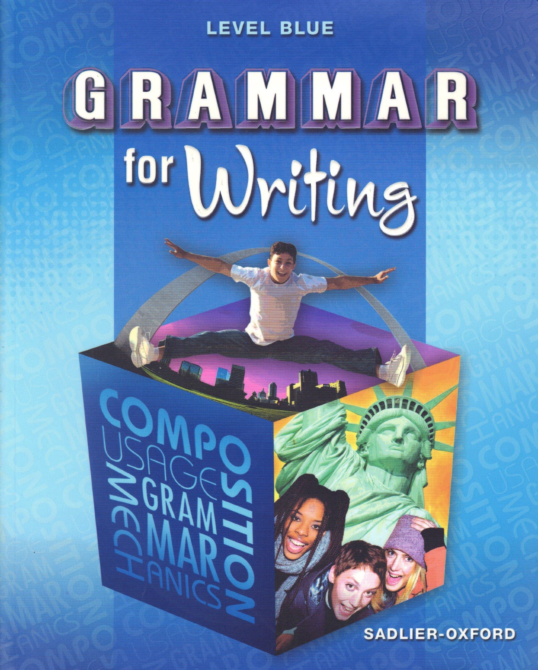 grammar for writing workbook grade 9 answer key pdf
