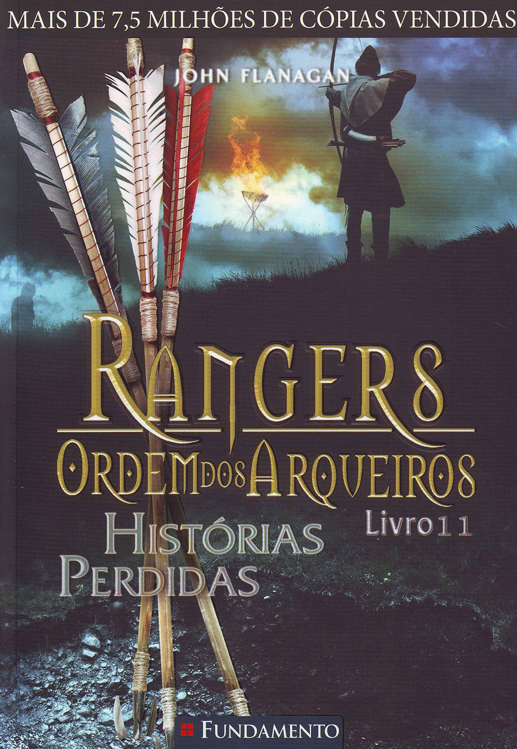 livro rangers ordem dos arqueiros 9