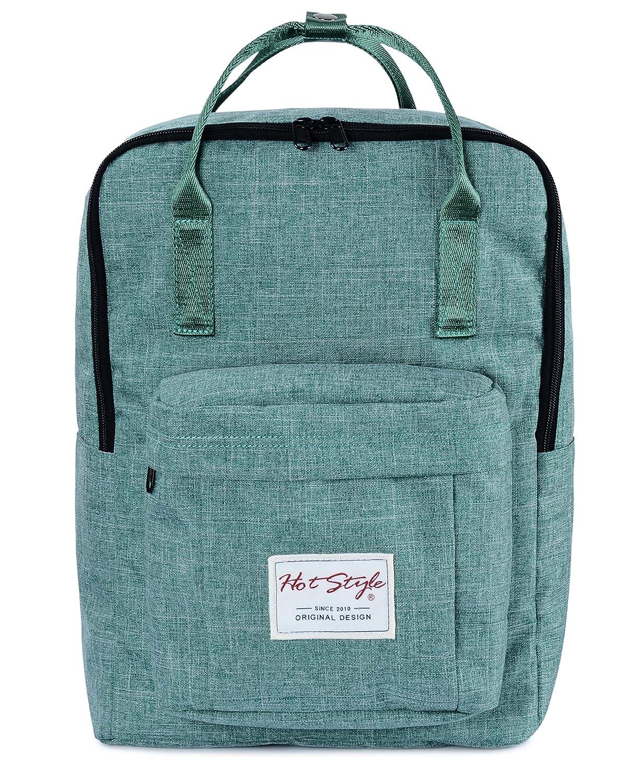 2019人気新作 HotStyle Bag Basic Classic - - Bestie Cute Waterproof Diaper Diaper Bag Backpack for Mom - Green by hotstyle B017JRRNBA, 贅沢屋:aaecdc4d --- arianechie.dominiotemporario.com