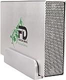 Fantom Drive 2TB 7200 RPM USB 3.0/2.0 Aluminum External Hard Drive (GD2000U3P)